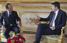 Italy và Pháp tuyên bố sẵn sàng hợp tác về người di cư