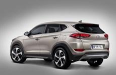Chính thức công bố giá bán mẫu xe Tucson mới của Hyundai
