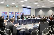 Thành phố Hồ Chí Minh đẩy mạnh thu hút đầu tư từ Singapore