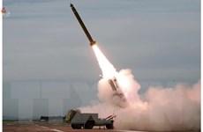 Triều Tiên tuyên truyền về mục đích các vụ thử vũ khí gần đây