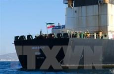 Siêu tàu chở dầu của Iran lại chuyển hướng tới Thổ Nhĩ Kỳ