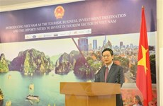 Việt Nam giới thiệu nhiều điểm du lịch tới các doanh nghiệp Indonesia