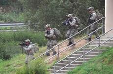 Mỹ phản ứng tích cực với kế hoạch tái bố trí các căn cứ ở Hàn Quốc