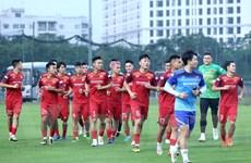 Vòng loại World Cup 2022: Văn Hậu trở lại hội quân cùng tuyển Việt Nam