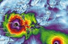 Hàn Quốc và Trung Quốc cùng đưa ra cảnh báo bão Lingling