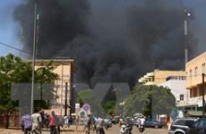 Tấn công khủng bố khiến 29 người thiệt mạng tại Burkina Faso