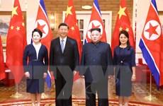 Lãnh đạo Trung Quốc, Nga nhấn mạnh mối quan hệ bền vững với Triều Tiên