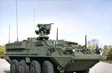 Quân đội Thái Lan chính thức đưa vào biên chế xe thiết giáp Stryker