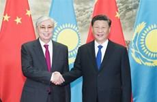 Trung Quốc và Kazakhstan thúc đẩy quan hệ đối tác chiến lược toàn diện