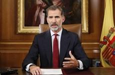 Nhà vua Tây Ban Nha thúc đẩy thành lập liên minh chính phủ mới