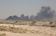 Liên quân Arab: Vũ khí tấn công nhà máy lọc dầu 'đến từ Iran'