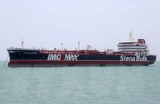 Iran thông báo kế hoạch thả tàu chở dầu Stena Impero của Anh