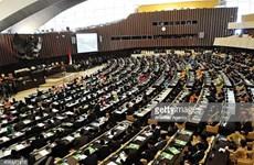 Quốc hội Indonesia thông qua luật sửa đổi về Ủy ban chống tham nhũng