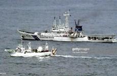 KCNA: Triều Tiên từng đuổi tàu Nhật Bản khỏi EEZ trong tháng 8