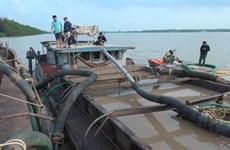 Đồng Nai: Hai người thương vong khi khai thác cát trái phép trên sông