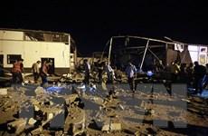 Ai Cập-Pháp tìm kiếm giải pháp chính trị cho tình hình Syria và Libya