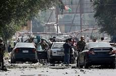 Đánh bom xe gần cơ quan tình báo Afghanistan, gần 50 người thương vong