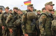 Đức gia hạn việc triển khai quân đội tại Trung Đông tới cuối năm 2020