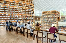 Hàn Quốc khai trương thêm nhiều thư viện ở Việt Nam
