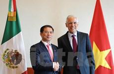 Việt Nam và Mexico tiến hành tham khảo chính trị lần thứ 5
