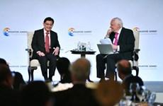 Hội nghị thượng đỉnh Singapore: Kết nối châu Á với thế giới