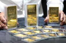 Giá vàng tại thị trường châu Á lên mức cao trong hơn một tuần