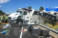 Tai nạn giao thông nghiêm trọng tại Ấn Độ khiến 21 người thương vong
