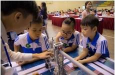 115 đội thi sẽ tranh tài tại ngày hội Robothon và WeCode 2019
