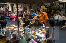 Thái Lan: Ủy ban chính sách tiền tệ tiếp tục hạ dự báo tăng trưởng GDP