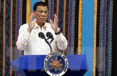 """Tổng thống Philippines Duterte thăm Nga thể hiện """"gắn bó lâu dài"""""""