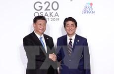 Nhật-Trung thúc đẩy quan hệ trước chuyến thăm của ông Tập Cận Bình
