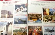 Hàn Quốc triệu đại diện ngoại giao Nhật Bản để phản đối Sách trắng