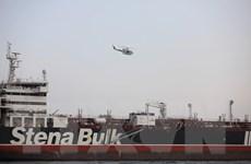 Tàu chở dầu mang cờ Anh Stena Impero đã rời cảng Iran