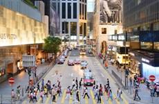 Doanh thu bán lẻ tại Hong Kong giảm kỷ lục trong tháng Tám
