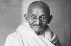 Kỷ niệm 150 năm Ngày sinh Anh hùng dân tộc Ấn Độ Mahatma Gandhi