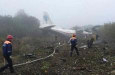 Rơi máy bay vận tải tại Ukraine, ít nhất 5 người thiệt mạng