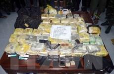 Bắt 6 đối tượng mang trái phép số lượng lớn ma túy từ Lào vào Việt Nam