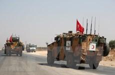Thổ Nhĩ Kỳ lên kế hoạch quân sự ở phía Đông sông Euphrates, Syria