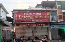 Quảng Ninh: Truy tìm đối tượng sử dụng súng cướp tiệm vàng