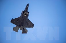 Italy xúc tiến chương trình đầu tư máy bay chiến đấu F-35