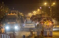 Bộ quốc phòng Thổ Nhĩ Kỳ xác nhận các hoạt động quân sự tại Syria