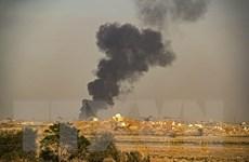 Thổ Nhĩ Kỳ không kích trúng trại giam các phần tử khủng bố IS ở Syria