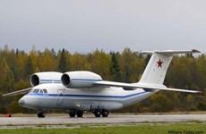 Máy bay chở hàng cùng với 8 người mất tích tại CHDC Congo