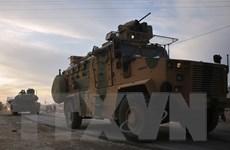 Quân đội Mỹ đồn trú ở Syria bị Thổ Nhĩ Kỳ pháo kích