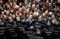 Tây Ban Nha kêu gọi đối thoại về Catalonia trong khuôn khổ Hiến Pháp