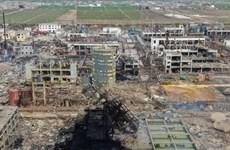 Trung Quốc: Nổ nhà máy hóa chất khiến 7 người thương vong