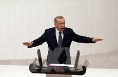 Thổ Nhĩ Kỳ tuyên bố tấn công người Kurd cho đến khi 'đạt mục tiêu'