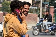 Ấn Độ chặn dịch vụ nhắn tin ở Kashmir vì lý do an ninh