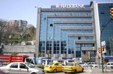 Mỹ cáo buộc ngân hàng Thổ Nhĩ Kỳ vi phạm các lệnh trừng phạt Iran