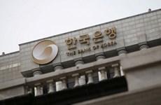 Ngân hàng Trung ương Hàn Quốc hạ lãi suất xuống mức thấp kỷ lục 1,25%